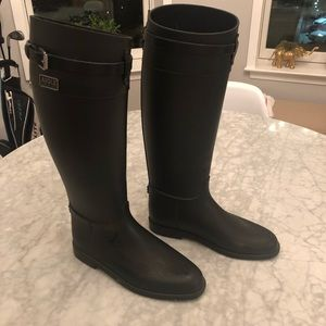 Aigle Rubber Riding Boots